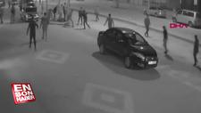 Konya'da iki grup arasında döner bıçaklı kavga