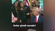 Trump Ezidi kadının anlattıklarını dinlemedi