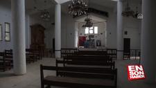 YPG/PKK, Ermeni kilisesini de karargah olarak kullandı