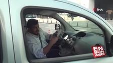 Seyir halinde cep telefonu kullanan şoförün savunması