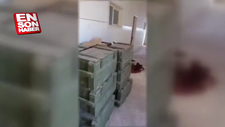 PKK/YPG'nin anti tank mayınları ele geçirildi