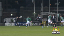 Jordan Flores'ten muhteşem gol