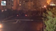 İran'da benzin zammı protestoları sürüyor