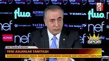 Mustafa Cengiz: F.Bahçe bizi 50 milyon TL'den kurtardı