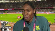 Şampiyon kadın atletin cinsiyeti tartışılıyor