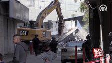 İsrail Filistinlilere ait 14 dükkanı yıktı