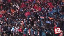 'Reis bizi Afrin'e götür' sloganı