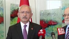 Kemal Kılıçdaroğlu: FETÖ borsası var