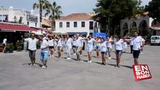 Bodrum'da Sirtaki Festivali