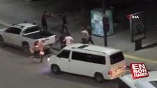 2 kişinin yaralandığı bıçaklı kavga