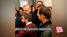 Cumhurbaşkanı Erdoğan: I love you too