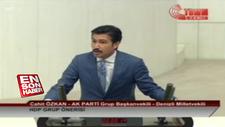 Meclis'te Kürtçe konuşma tartışması