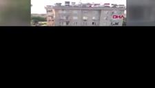 Gaziantep'te Suriyeliler döner bıçaklarıyla kavga etti