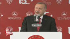 Cumhurbaşkanı Erdoğan: Kimse bu millete diz çöktüremeyecektir
