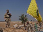 YPG Türkiye korkusuyla bayrak değiştirdi