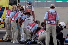Genç İspanyol motosikletçi Dean Berta Vinales hayatını kaybetti