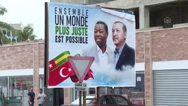 Togo, Cumhurbaşkanı Recep Tayyip Erdoğan'ın ziyaretine hazır